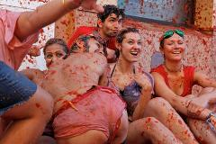 La Tomatina Experience Valencia  + The Official La Tomatina Pre and After Party *Day Trip*