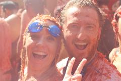 *Platinum Full Warrior Experience* La Tomatina Madrid *Day Trip* - FAA