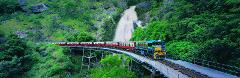 Visit Kuranda - Train Up / Skyrail Back + ATV Extra