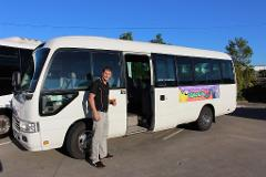 Visit Kuranda - Bus Up / Bus Back