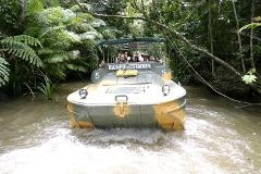 Doki Doki KURANDA Tour Deluxe (Japanese Guided Tour) from Cairns