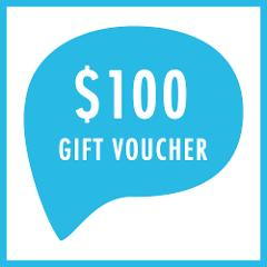 $100 GIFT VOUCHER | can be used towards any tour