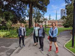 Perth History, Architecture and New Developments Tour