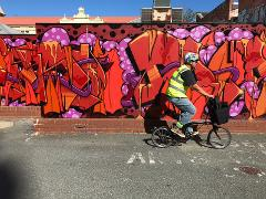 The ULTIMATE Perth Bike Tour - Street Art on Two Wheels