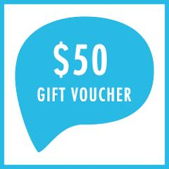$50 GIFT VOUCHER | can be used towards any tour