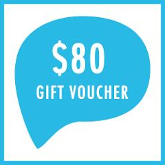 $80 GIFT VOUCHER | can be used towards any tour