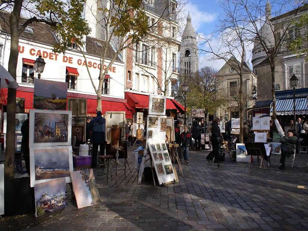 Private Paris Montmartre Walking Tour