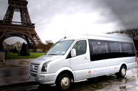 Airport Transfer Roissy-Deauville