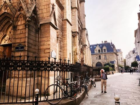 Saint Germain des Pres Paris Walking Tour