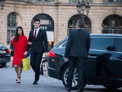 One Nation Paris Private transfer