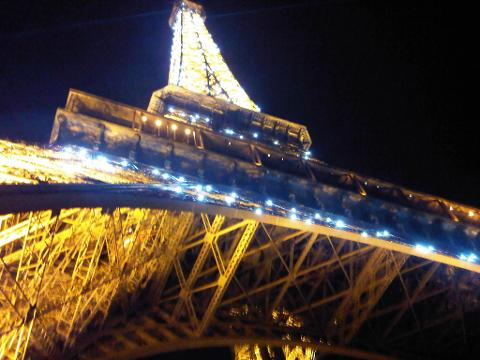 Eiffel tower & Seine Cruise with champagne