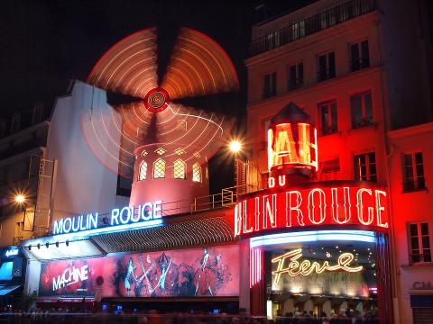 Private Moulin Rouge -Cabaret show