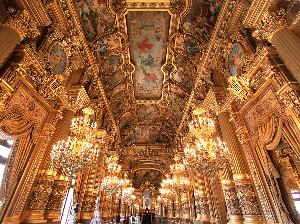 Paris Opera House Semi Private Tour