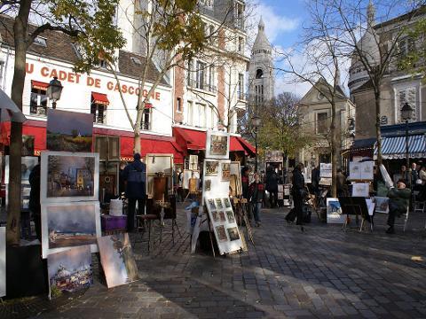 ParisPlaceduTertre