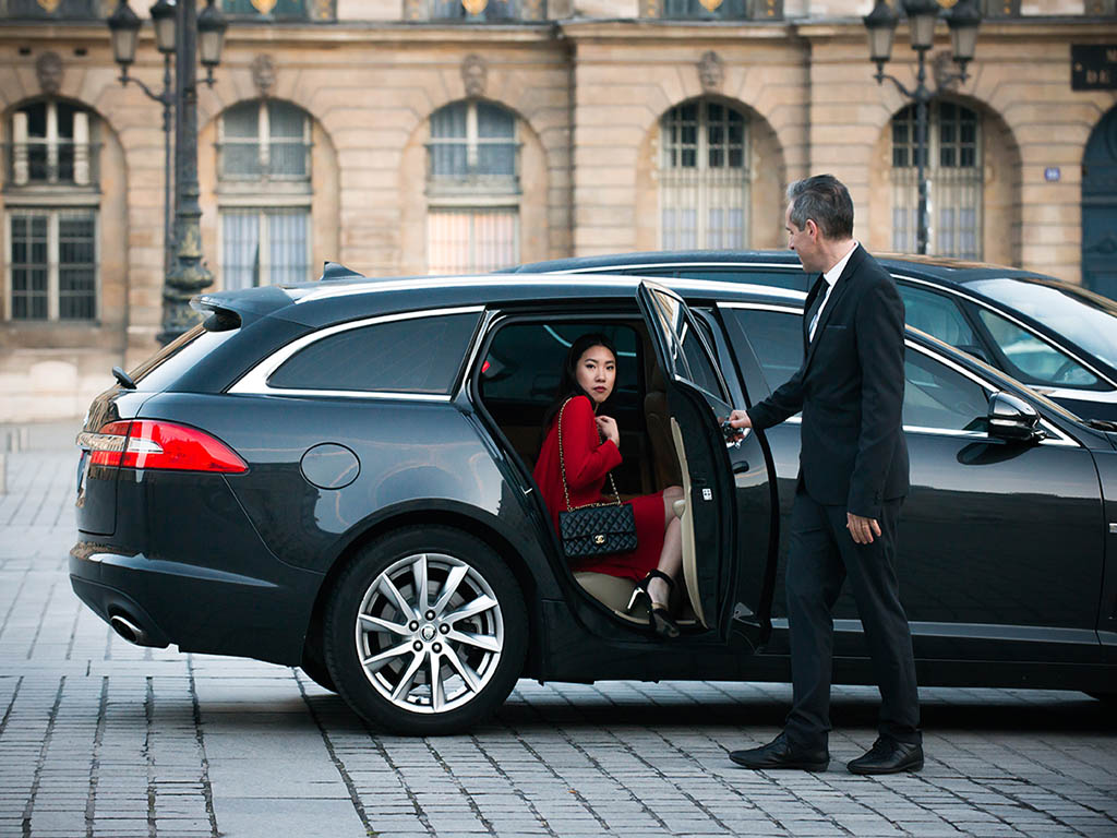 Chauffeur Hourly Services
