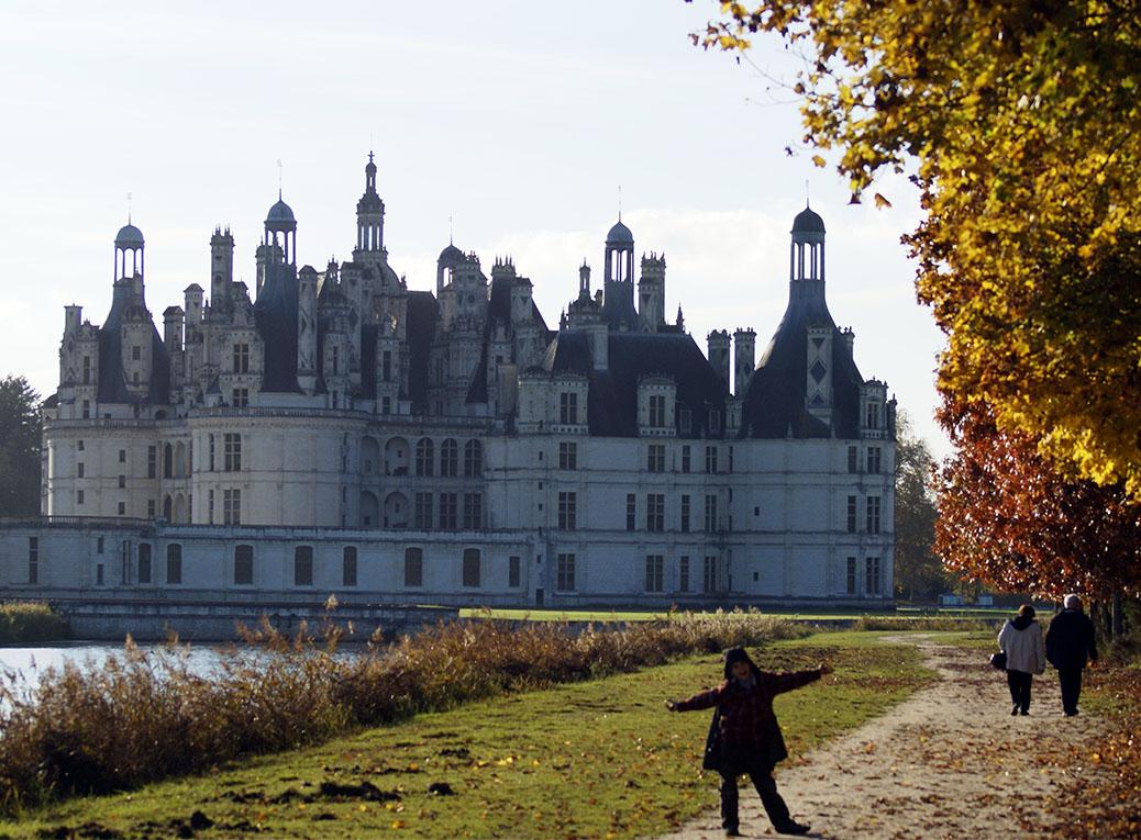 Private Loire  Valley castle tour