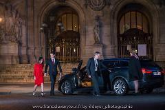 Paris Diner seine Cruise with Private luxury car and illumination tour