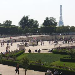 Private Paris city tour 4 hours with english, spanigh, portugese or chinese speaking guide