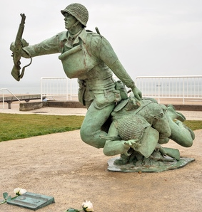 Private Normandy D Day Beaches day trip from Paris