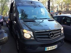 Airport Transfer Orly-Deauville