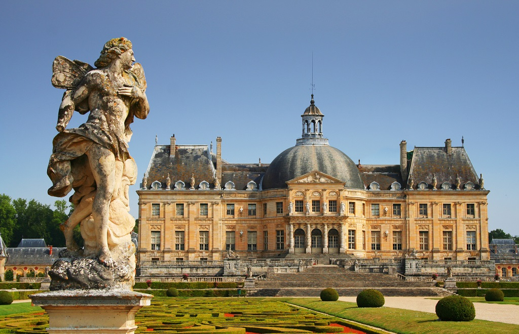 Private Vaux le Vicomte Tour