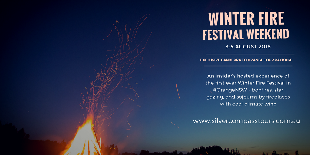 Winter Fire Festival Weekend Experience Package , 3-5 August 2018