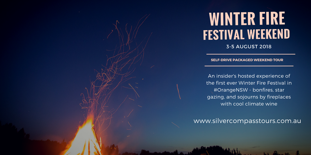 Self-Drive Package - Winter Fire Festival Weekend Experience, 3-5 August 2018