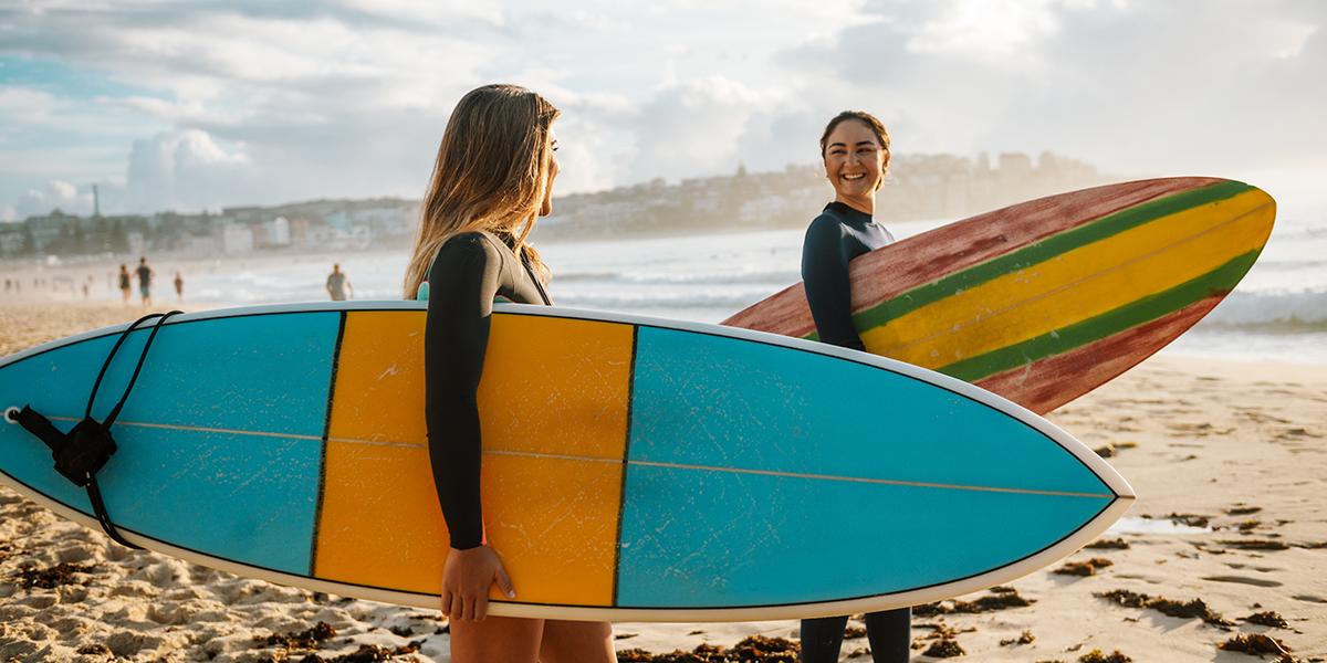 UltimateOz + Surfcamp COMBO