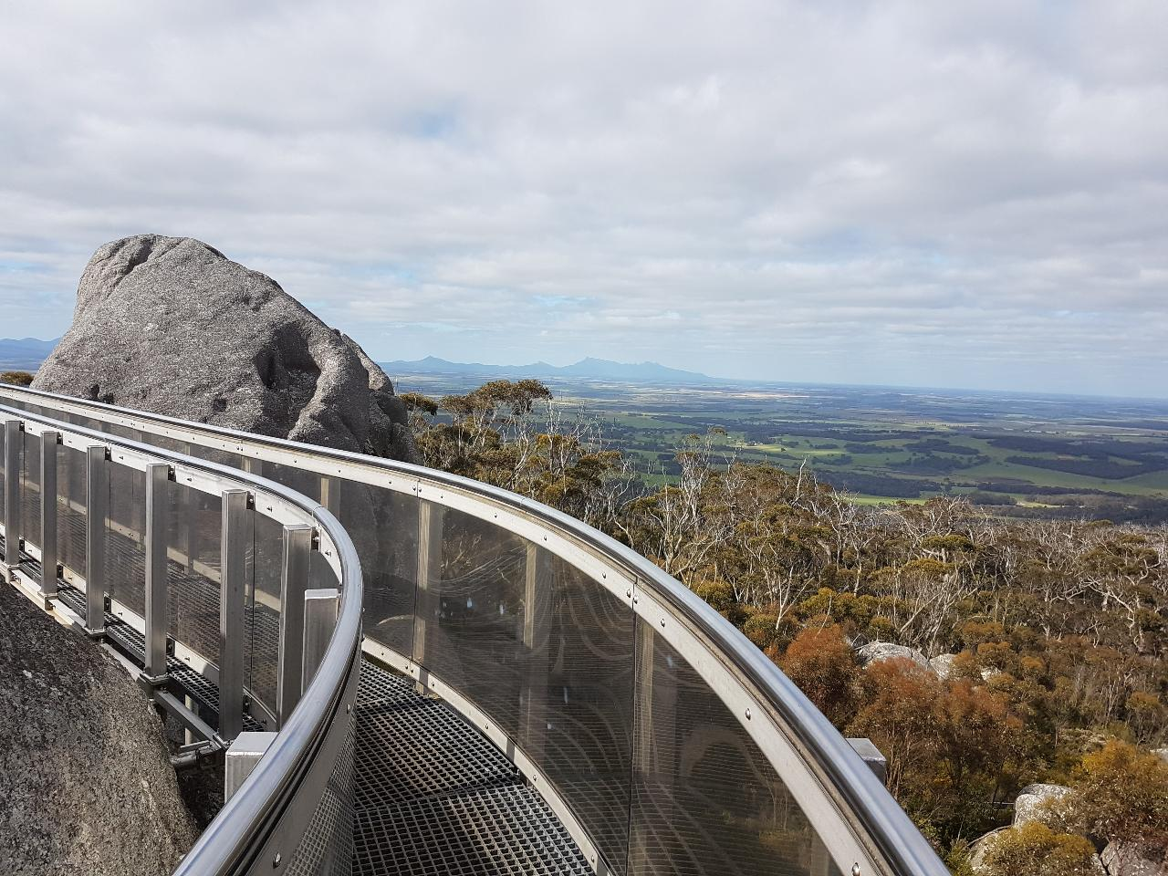 Granite Skywalk Porongurups