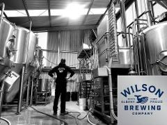 Wilson Brewing Tour + Tasting Paddle