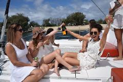 Half Day Hen's Party on 'Seawind 1000XL' (up to 20 guests)