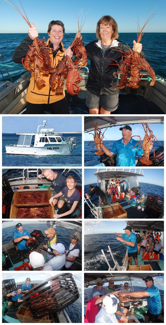 Geraldton Lobster Pot Pull