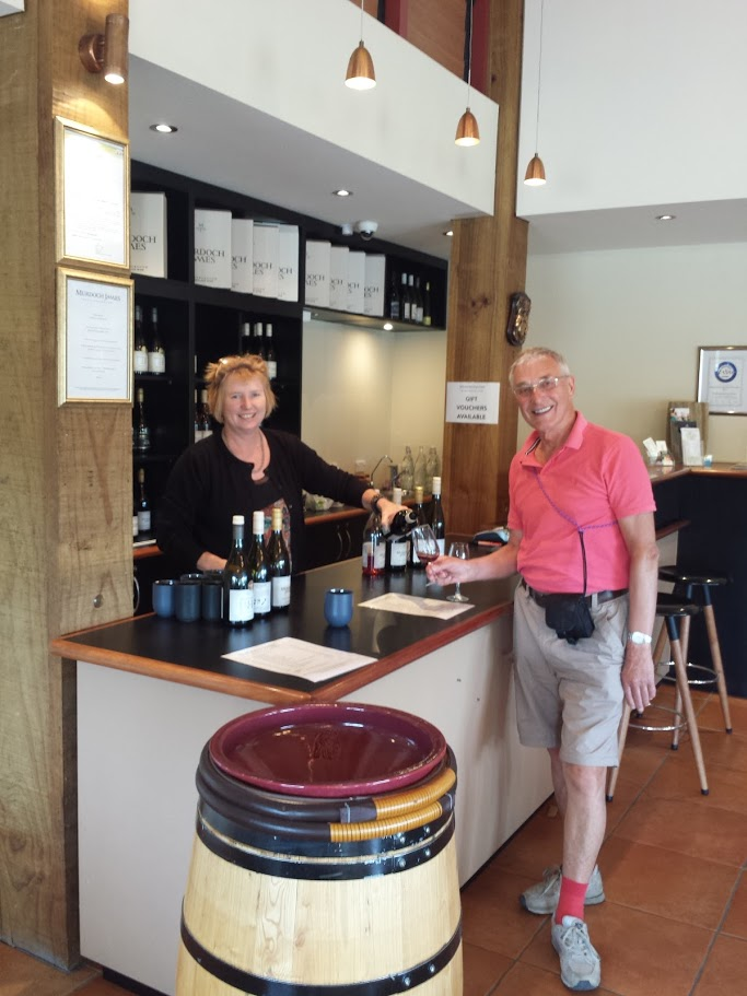 Martinborough Wine tour
