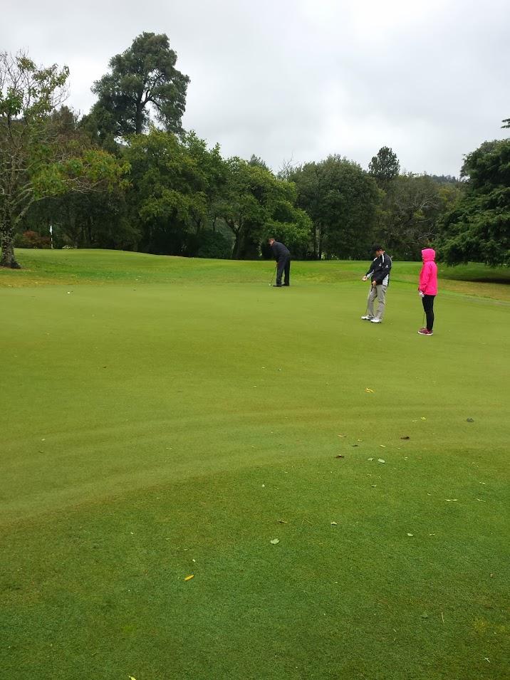 Golf Full Day tour