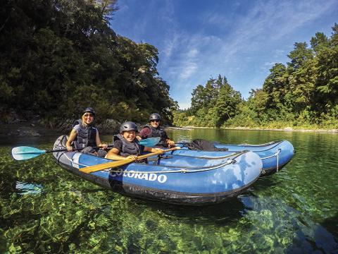 Hobbit Kayak Tour Family Deals