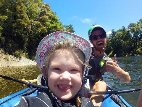 Hobbit Kayak Tour
