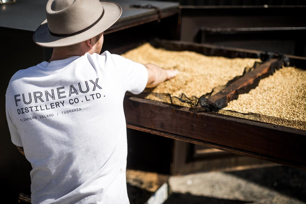 Furneaux Distillery First Look: Peated Releases with distiller Tom Ambroz and founder Damien Newton-Brown