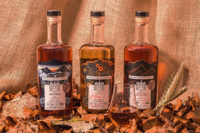 Creative Whisky Company – Exclusive Malts Tasting