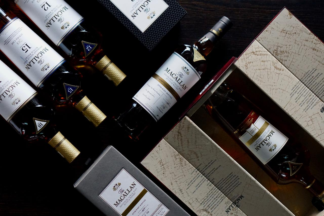 Taste The Macallan 'Exceptional Single Cask' RRP $15,000