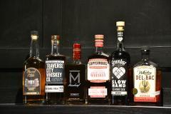 American Whiskey Tasting: The New Frontier