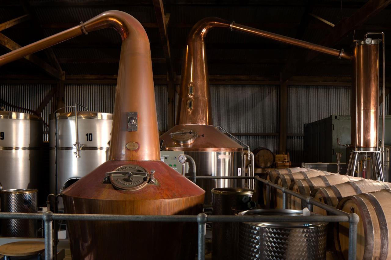 Fleurieu X Whisky & Alement single cask launch event