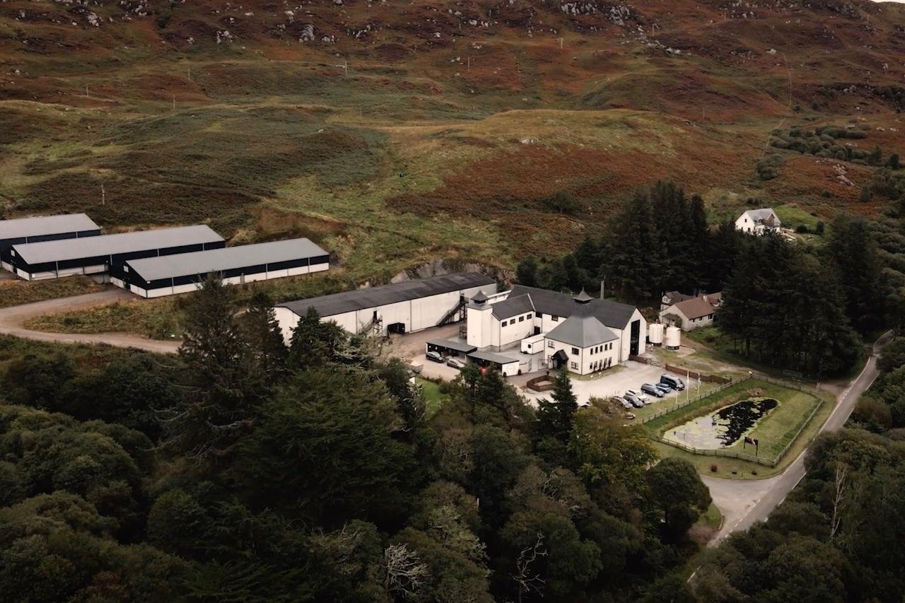 Virtual: Ardnamurchan x Whisky & Alement, Single Cask Launch with Alex Bruce and Connal Mackenzie