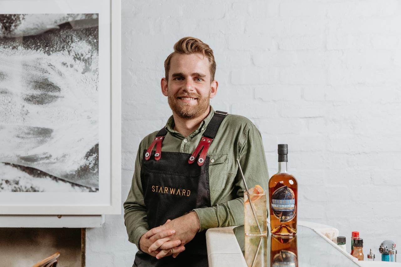 Virtual Tour: Starward distillery renovations + Fortis tasting with Matt Follant and Jarrad Huckshold
