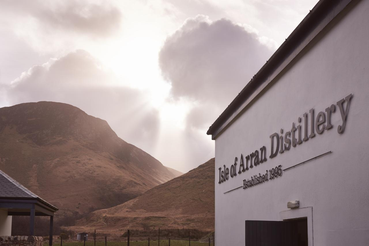 Arran Single Malt Whisky Tasting
