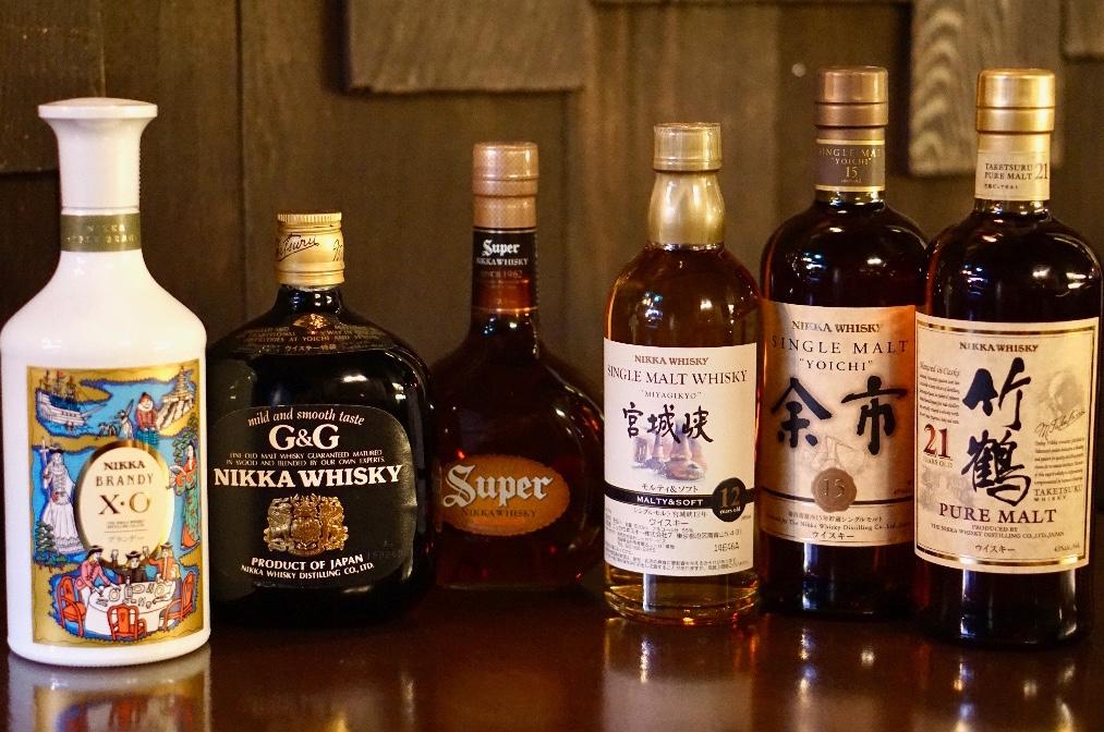 Nikka Whisky: A Retrospective