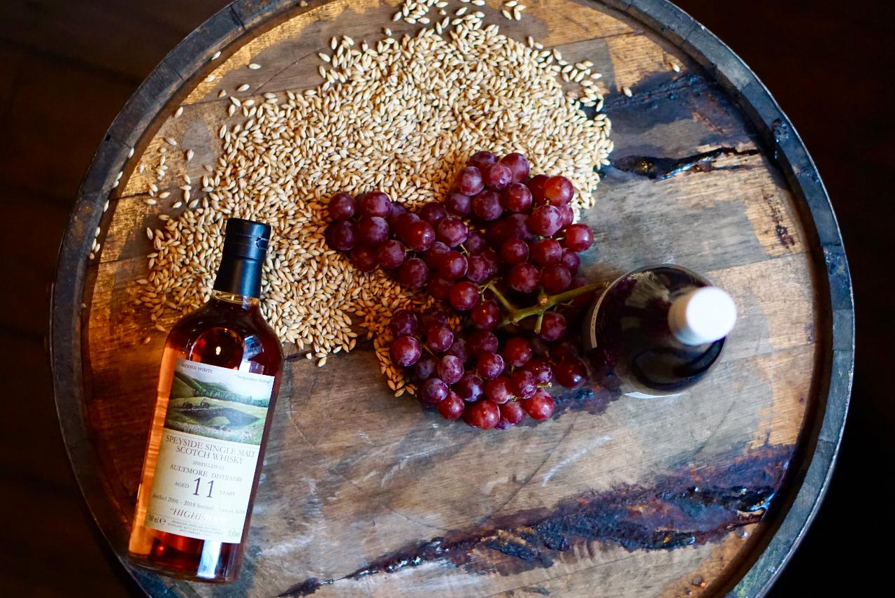 Whisky's future hanging on the vine: a collaborative event by Whisky & Alement and Bar Liberty