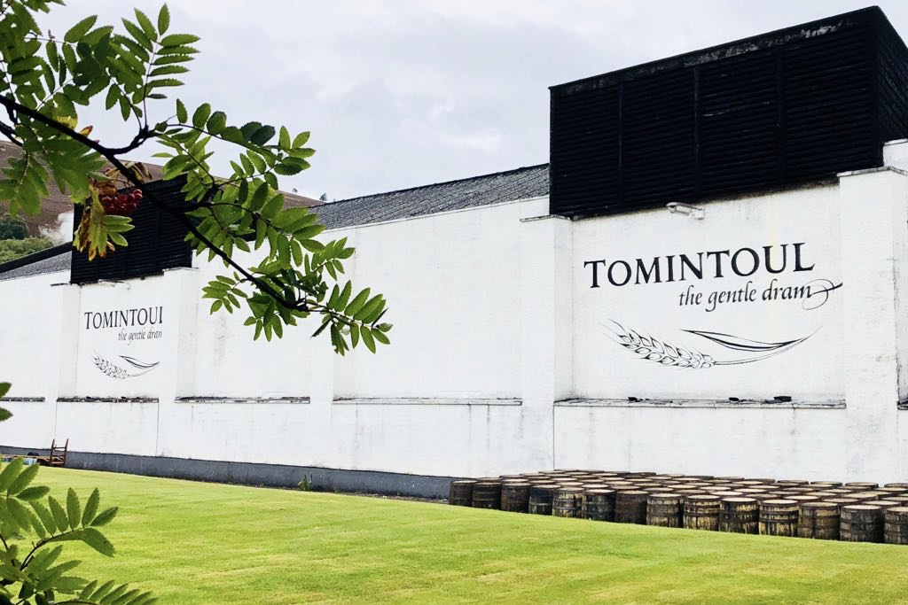 Discover Tomintoul single malt - Speyside's hidden gem