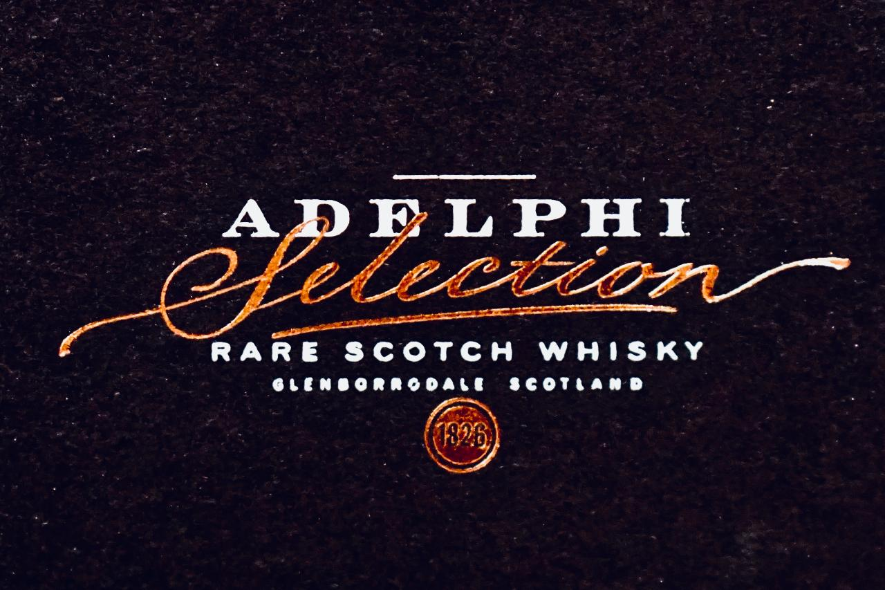 The old, rare malts of Adelphi