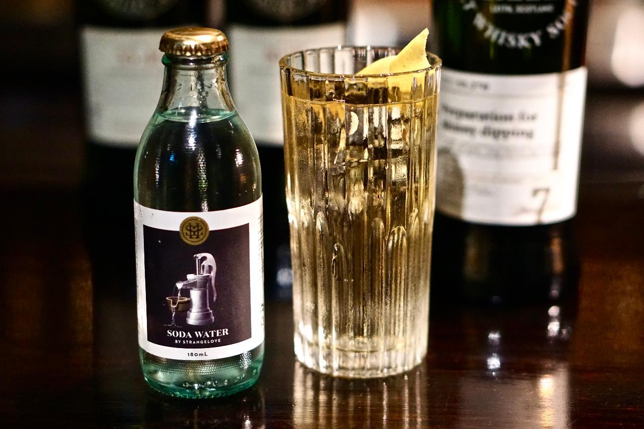 Scotch Malt Whisky Society Highball Challenge