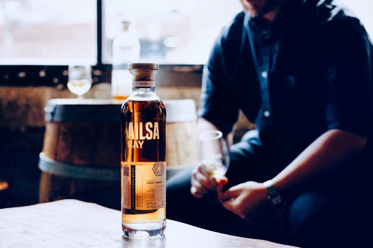 Ailsa Bay: Pushing the Boundaries of Flavour